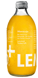 LemonAid Limonáda Maracuja, 330 ml