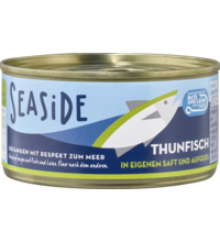 SeaSide Tuňák natur, 185 g