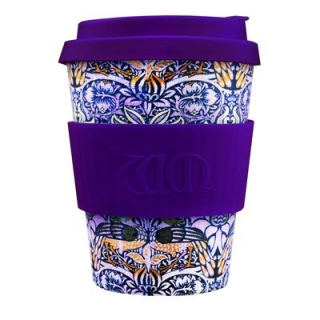 Ecoffee-cup Peacock 340ml