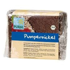 Pural chléb Pumpernickel 375g