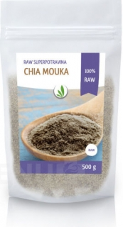 Chia mouka RAW 500g Allnature